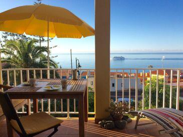 Ferienwohnung Brisa do Mar - nur wenige Schritte zum Meer