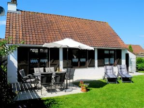 Ferienhaus An der belg. Nordseeküste