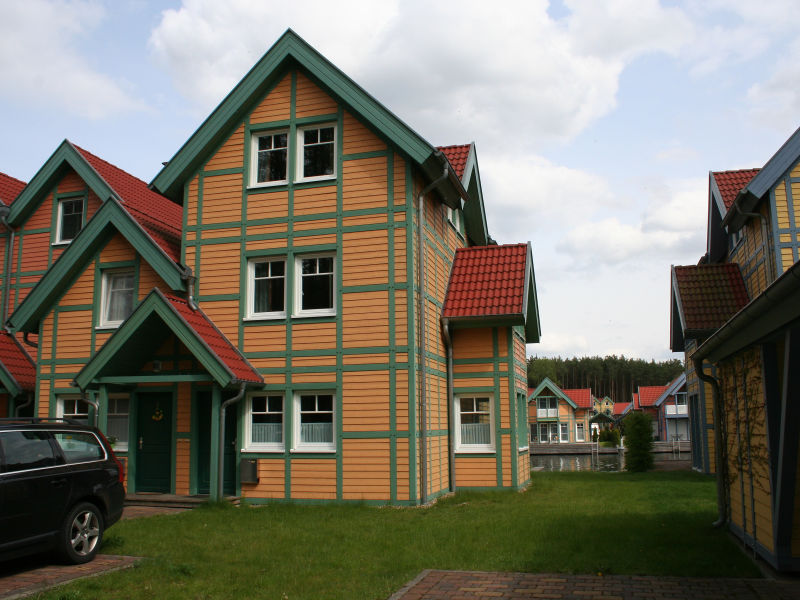 Exklusives Ferienhaus 'Seeperle' Rheinsberg