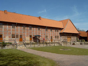 Ferienhaus Fachwerkhof Kaufmann