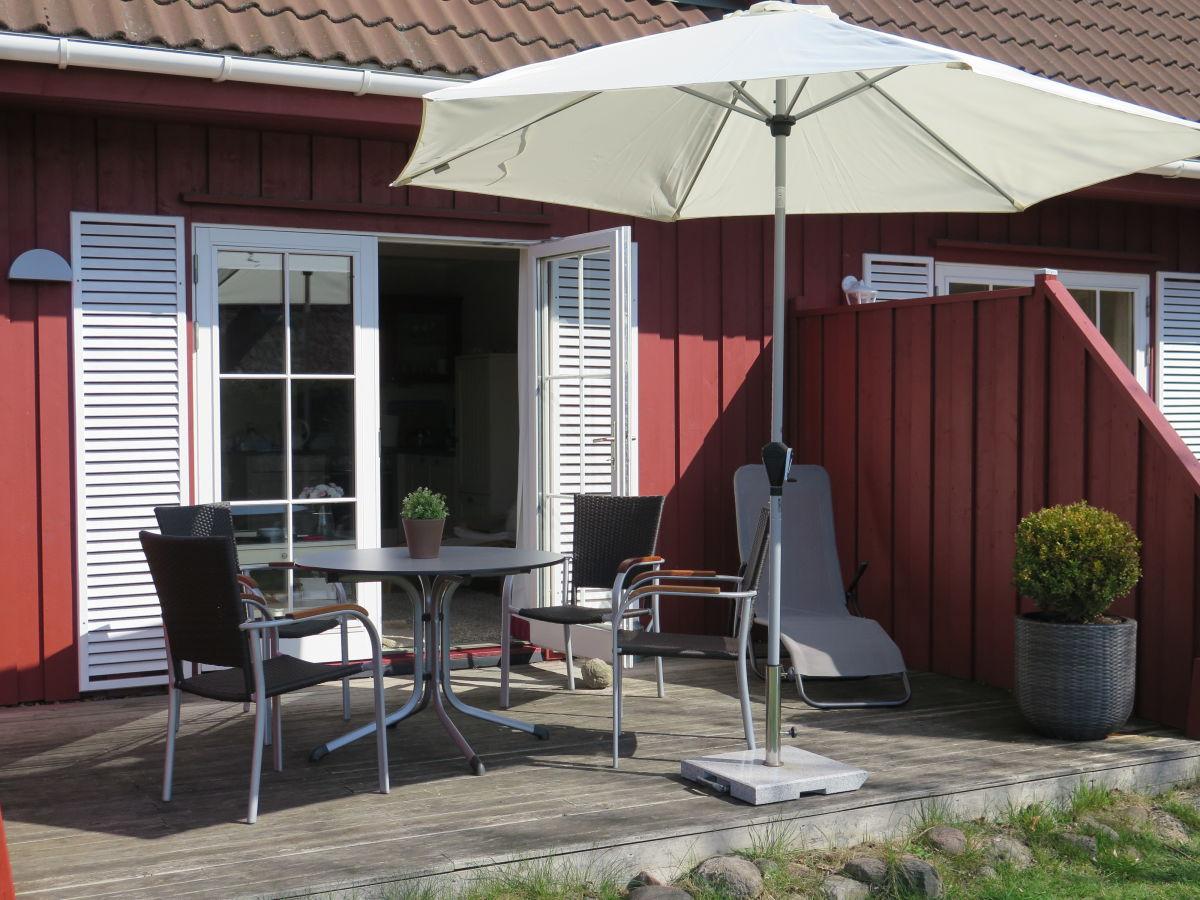 ferienhaus die heckenrose dar familie renate und hans lassalle. Black Bedroom Furniture Sets. Home Design Ideas