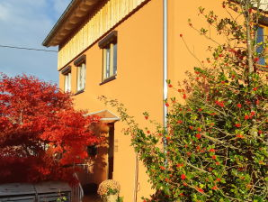 Holiday apartment Rebe-Meersburg House