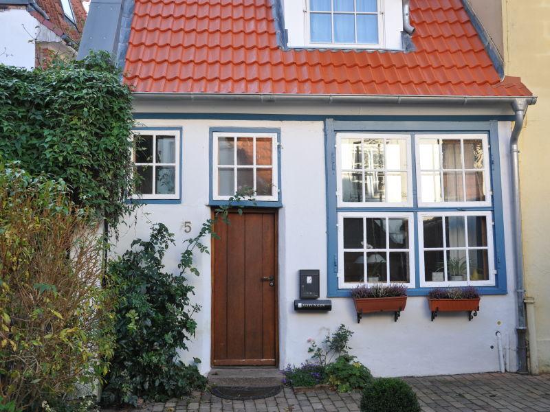 Ferienhaus Altstadt-Ganghaus Rosengarten
