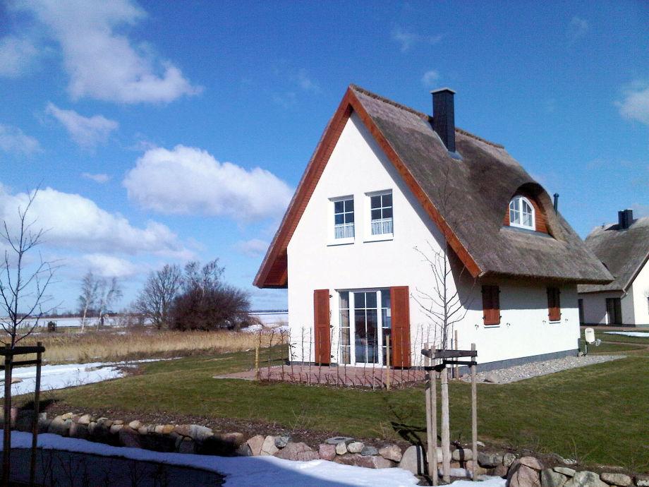 Haus mit Bodden
