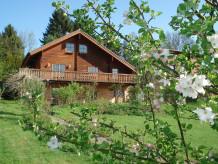 Ferienwohnung Ferienhaus Sommerhus - finn. Holzblockhaus