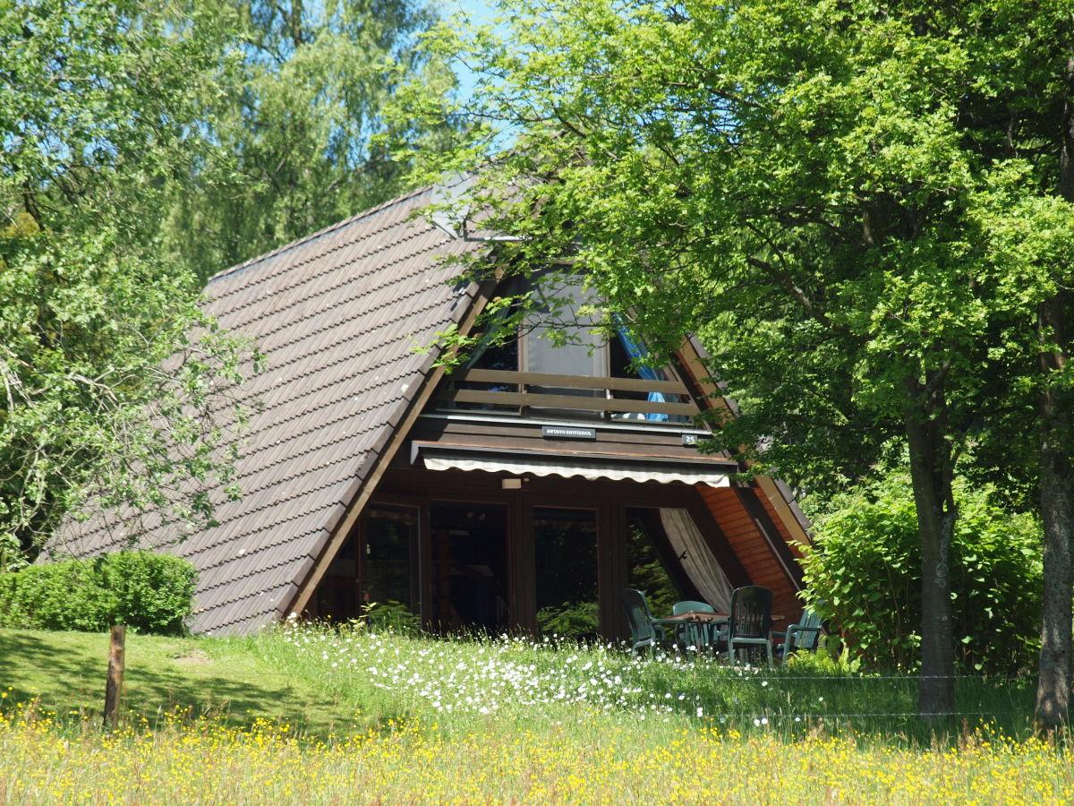 Ferienhaus Nurdachhaus in Waldnähe, Hilchenbach-Müsen - Frau Kluy