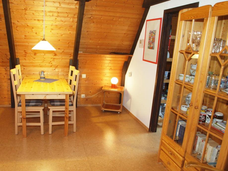 Holiday house Nurdachhaus in Waldnähe, Hilchenbach-Müsen - Ms. Kluy