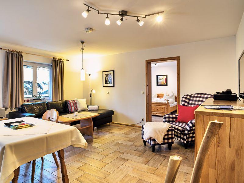 Holiday apartment Landhaus Bauer