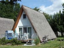 Ferienhausanlage - Finnhütte auf Mönchgut