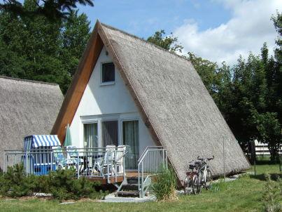 - Finnhütte auf Mönchgut