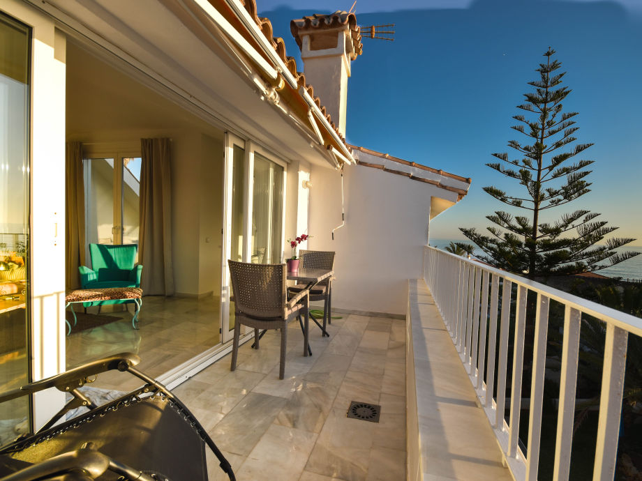 Außenaufnahme in Villa Vista/Las Chapas Playa