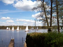 Holiday apartment on the Lake Langen