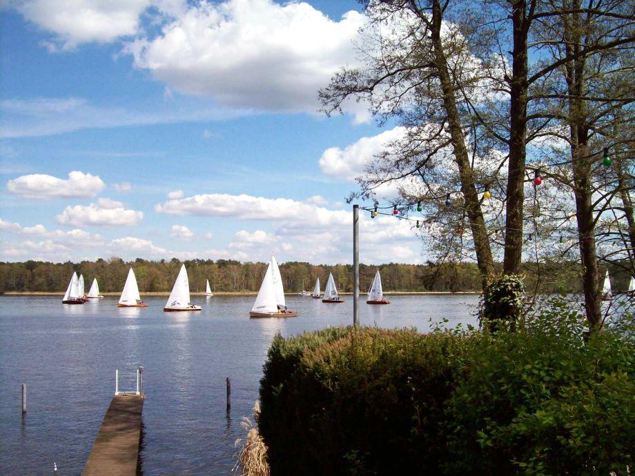 Außenaufnahme on the Lake Langen