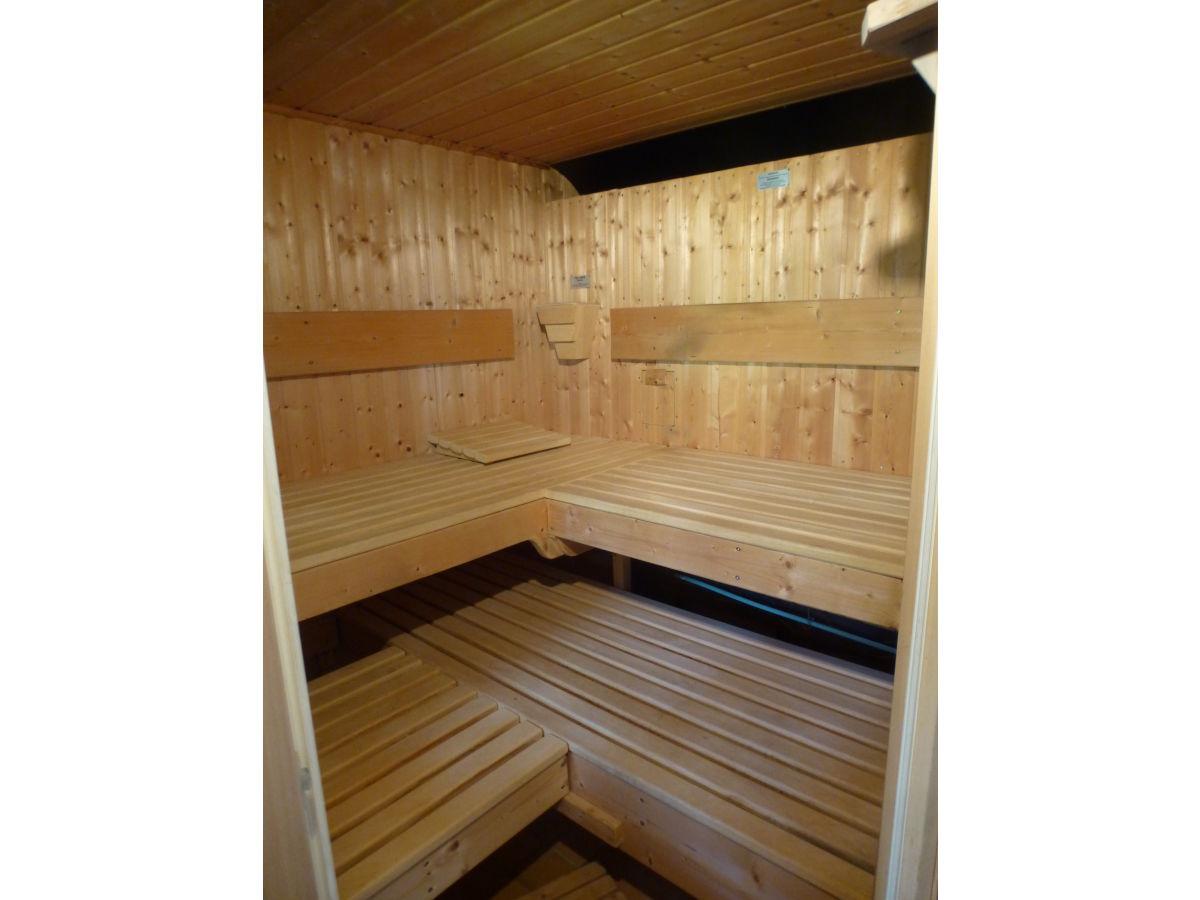 Kennenlernen sauna