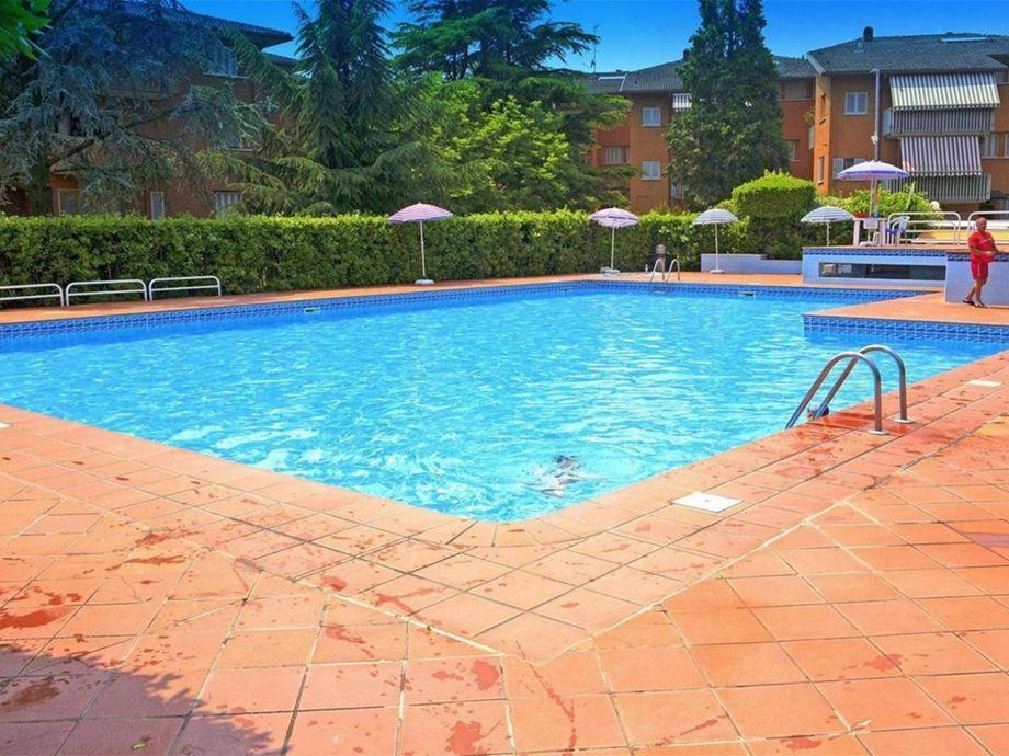 Ferienanlage Pool