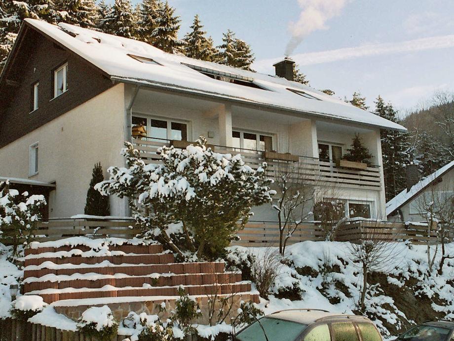 Außenaufnahme Haus-Bruchsberg