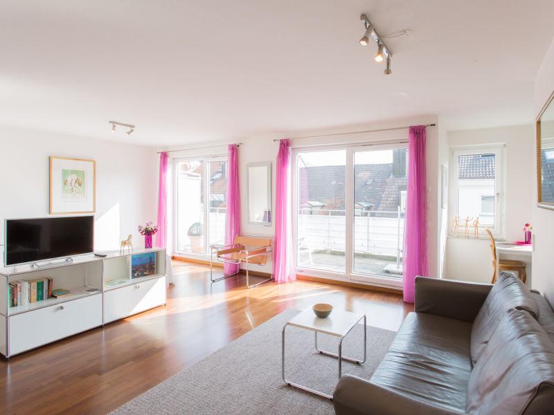 Ferienwohnung Freiburg-Design-Appartement II