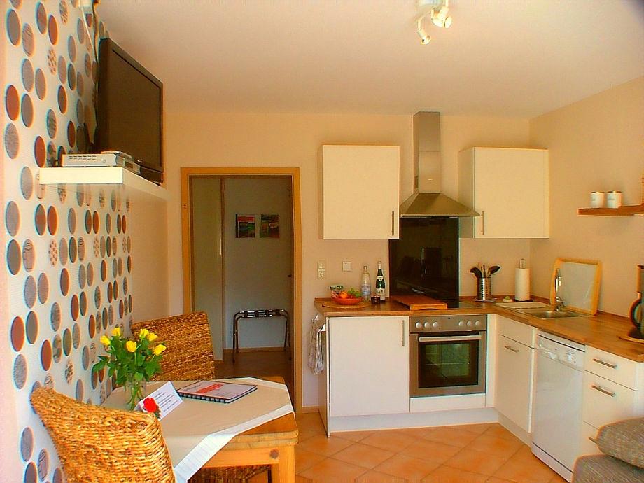 Wohnraum mit Küche