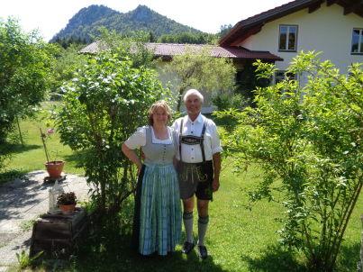 Ihr Gastgeber Lotte Lackner