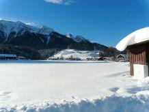 Ferienwohnung Ferienwohnung Gebirgsbach mit Bergblick