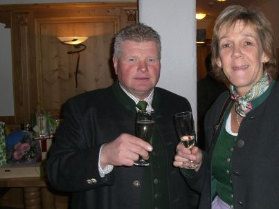 Ihr Gastgeber Maria & Josef Appesbacher