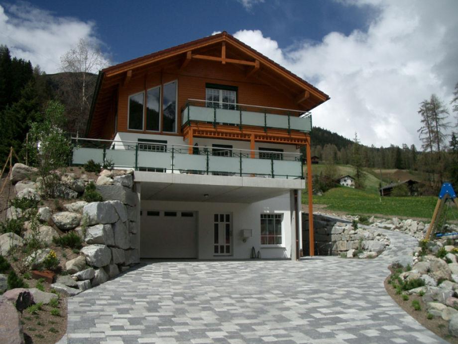 Chalet Davos im Sommer
