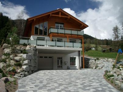 Davos: Luxus Chalet am Rinerhorn Skigebiet
