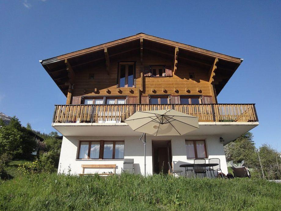 Chalet Stefanino (Südseite)
