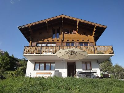 in the Chalet Stefanino