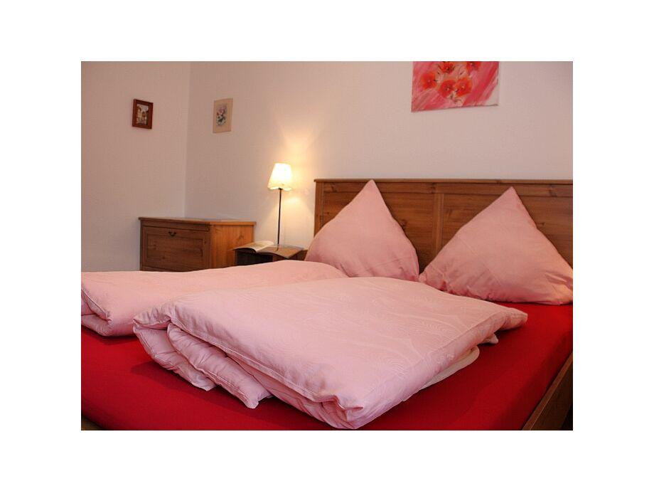 Schlafzimmer Ferienwohnung Königssee 2