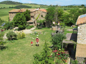 Holiday apartment Podere Serraia