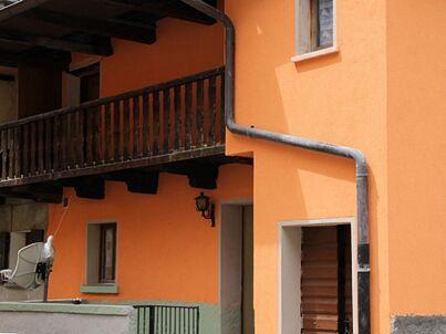 Romantisches Tessinerhaus