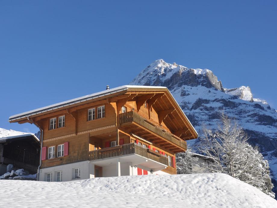 Willkommen in Grindelwald
