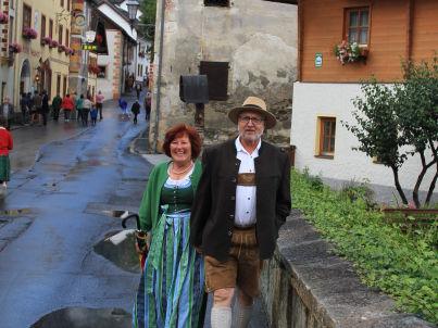Ihr Gastgeber Rudi & Elisabeth Schartner