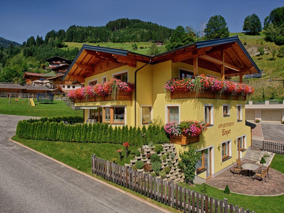 Haus Berger mit Terrasse und Garten
