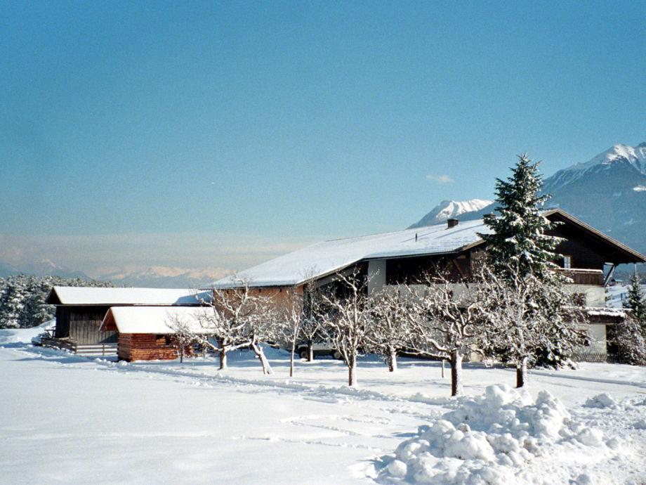 Zauscherhof im Winterkleid