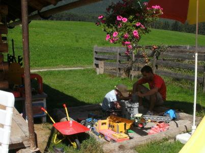 Simmering - Urlaub am Bauernhof