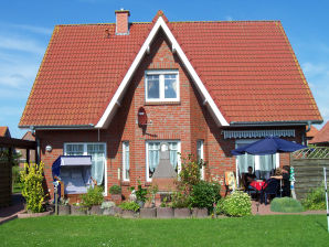 Ferienwohnung Haus im Friesenstil