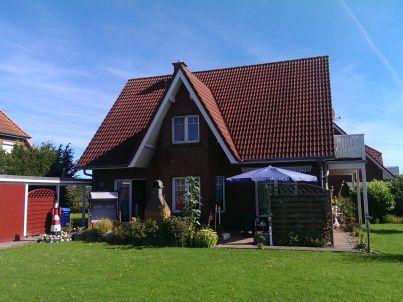 Haus im Friesenstil