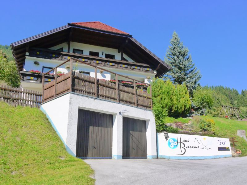 Apartment Speiereck in Haus Bellevue