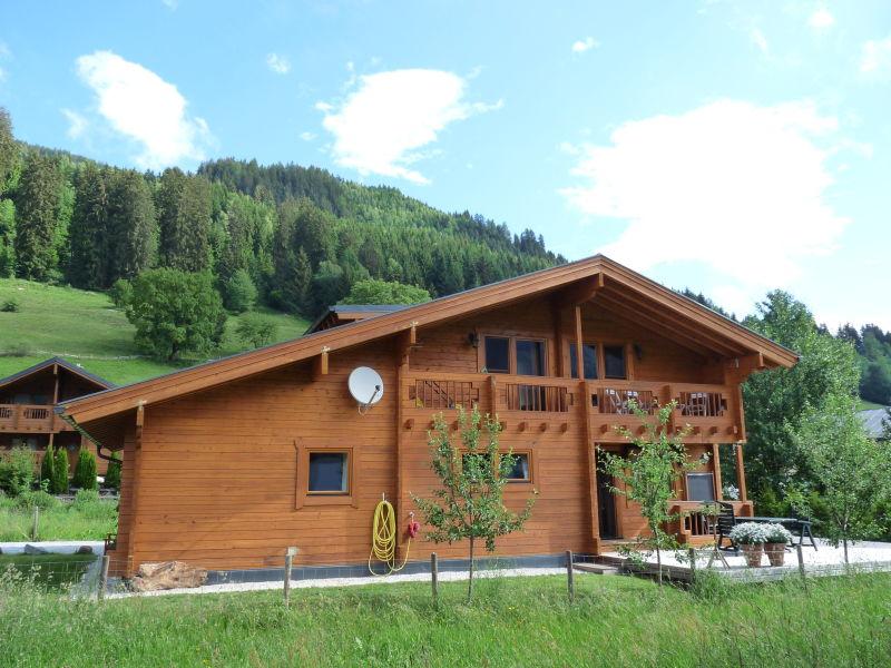 Ferienhaus Alpine Chalet Jottem!