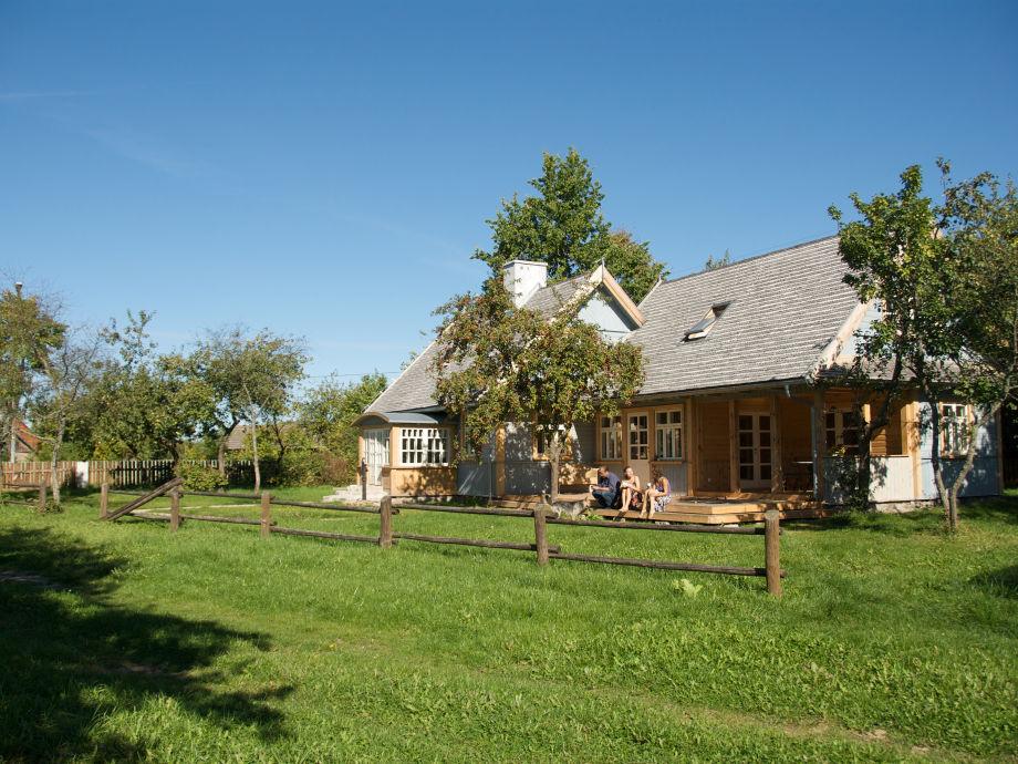Villa Wisent mit Garten