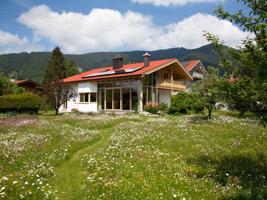 Das Ferienhaus Ambiente Oberammergau