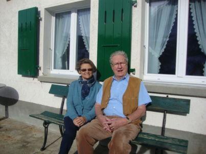 Your host Hans-Ulrich und Margreth Bohren