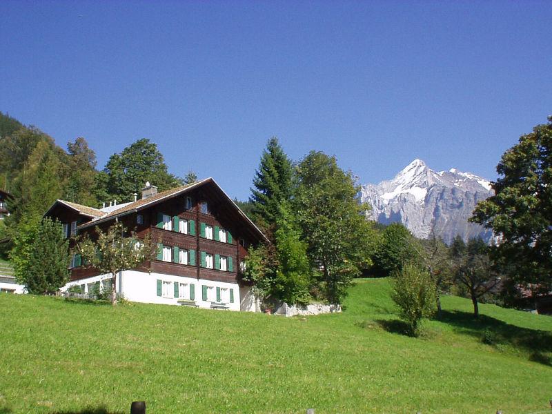 Ferienwohnung Chalet Alpenruhe