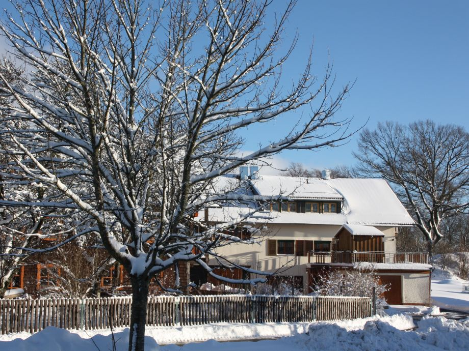 Ferienhof Meininger im Winter