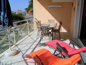 "Holiday apartment ""La Plage"" with view oft the sea"