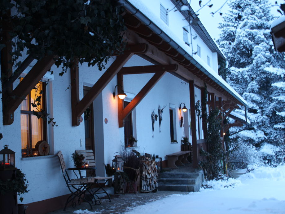 Außenaufnahme in Bavaria