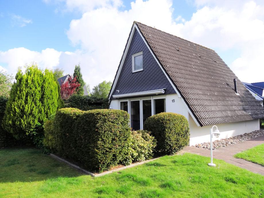 Ferienhaus in Duhnen mit Großem Garten und Terrasse