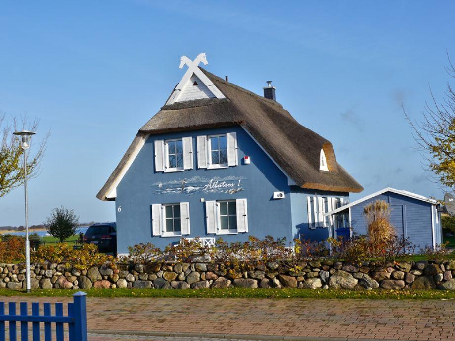 Ferienhaus Albatros I***** auf Rügen